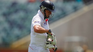 Ballance was dropped from the England team after a poor Ashes performance