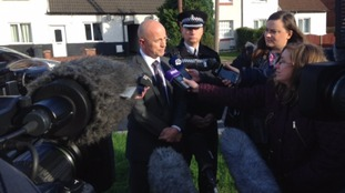 The police have given an update on their investigation this morning
