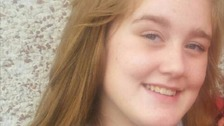 Kayleigh Haywood's school have described her as 'lively' and 'fun loving'.