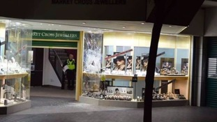 Further man charged in connection with armed robberies on jewellers