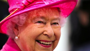 In Pictures: The Queen's visit to Birmingham
