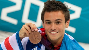 Tom Daley backs Manchester to produce Olympic divers after opening academy in the city