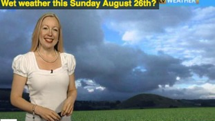 Sunshine & showers Sunday