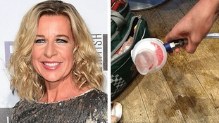 Katie Hopkins 'smashes face' during epileptic fit, but says experience helped restore her faith in mankind