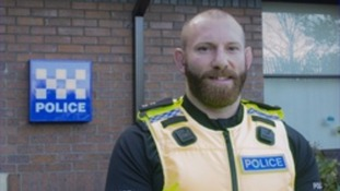 Professional rugby player tackles crime as special constable