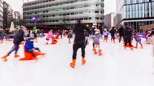 Solihull's first ever outdoor ice rink is now open until 3 January