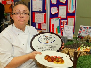 School Chef of the Year 2016