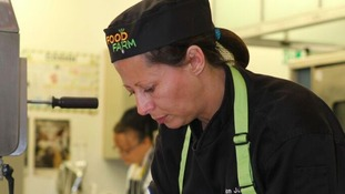 Fine cooking seals victory for Hove dinner lady in school chef competition