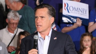 The convention is due to formally nominate Mitt Romney and Paul Ryan as presidential and vice presidential candidates