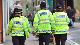 Police have warned frontline services will be affected.