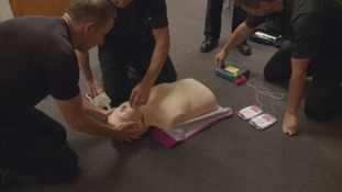 The fire service will teach pupils to save lives.