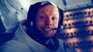 Neil Armstrong, from fighter pilot to astronaut