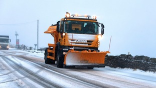 Warning to drivers as wintry weather hits the region