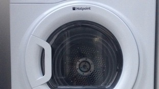 Hotpoint 'to recall some tumble dryers over fire risk', ITV News learns