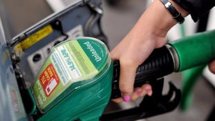 Petrol prices 'could fall below £1 per litre'