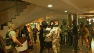 Mali hotel targeted in 'horrific terrorist attack'
