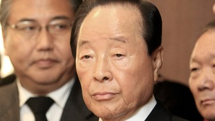 South Korea's ex-president Kim Young-sam dies aged 87