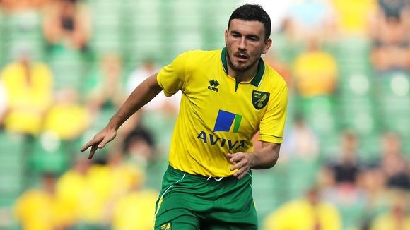 Snodgrass settled into Norwich setup like house on fire