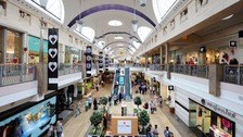 Bluewater re-opens after security scare