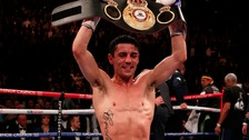 Fairytale success for Anthony Crolla