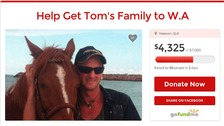 Family appeals for help with Australian funeral costs