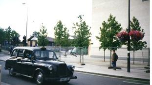 Oxford taxi