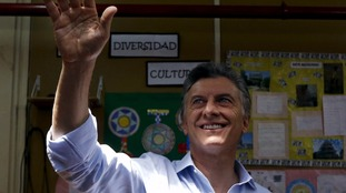 Mauricio Macri has won Argentina's presidency, according to exit polls