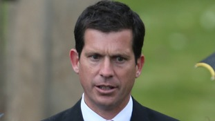 Tim Henman was due to attend the Davis Cup final with his family.