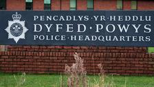 Dyfed Powys Police headquarters