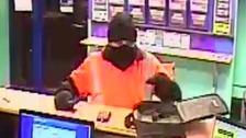 CCTV released in hunt for Barnsley armed robber