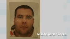 Have you seen this man? Concern for missing Whitehaven man