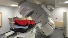 New radiotherapy machine targets 'moving tumours'