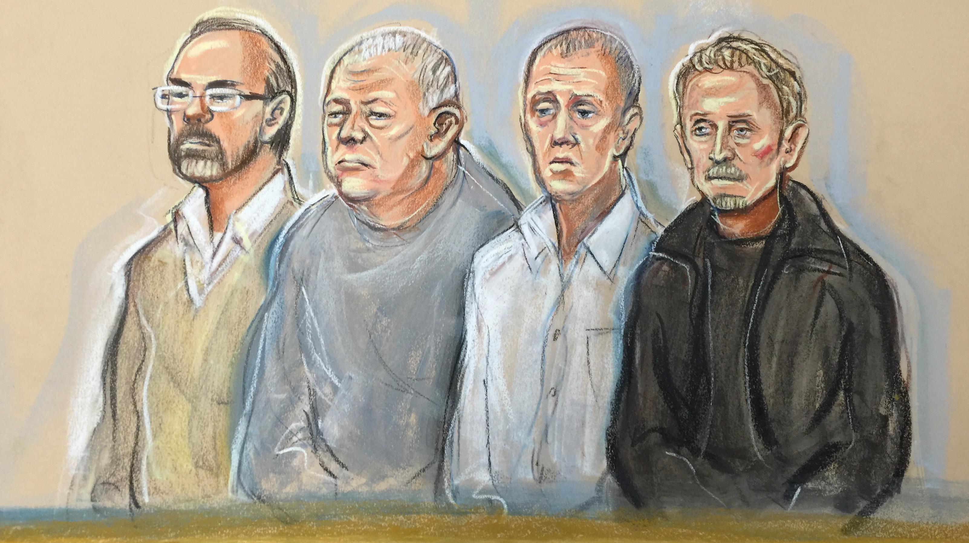 Hatton Garden Raid Planned Since 2012 Trial Hears Itv