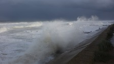 East Anglian coast on alert for risk of high tides