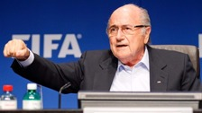 Blatter: I was close to dying