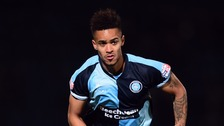 Bristol Rovers sign Paris Cowan-Hall on loan