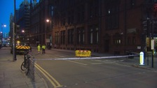 It was previously thought that another sinkhole had appeared in the city centre