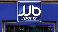 A JJB Sports store