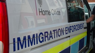 Four immigration 'offenders' caught in raids in Wales