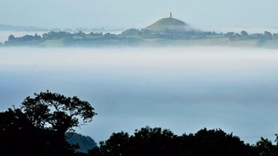 Glastonbury monks made up King Arthur myths to lure pilgrims.