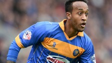 Cambridge new loan signing Cameron Gayle played for Shrewsbury last season