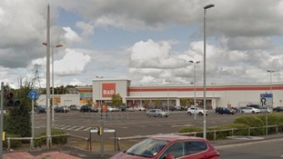 Man suffers severe burns after fireworks are thrown into his car as he waited at traffic lights