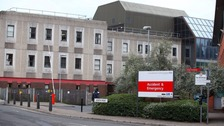 A patient at Manchester Royal Infirmary has tested negative for Mers