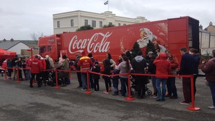 Coca Cola says it won't be handing out drinks to under 12s