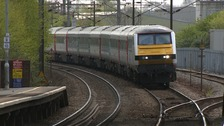 Trains are again being delayed and cancelled on the mainline through Essex, Norfolk and Suffolk.