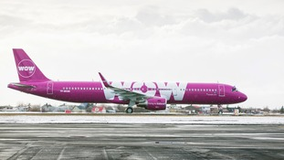 Flights will depart Bristol Airport for the airline's hub in Reykjavik three days a week.