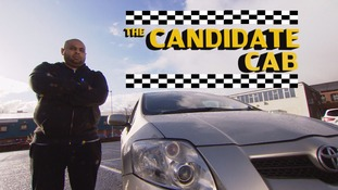 By-election candidates put to test in The Candidate Cab