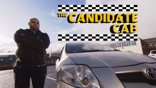 Oldham taxi driver Amir Judge will put candidates from the four main parties to through their paces