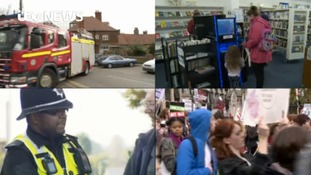 Public services across the Anglia region are braced for big cuts in the Autumn Statement and Spending Review.