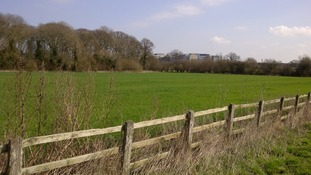 Development land near Caate water